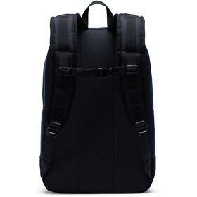 Herschel Kaine Plecak 30l, peacoat/riverside/black/tile blue